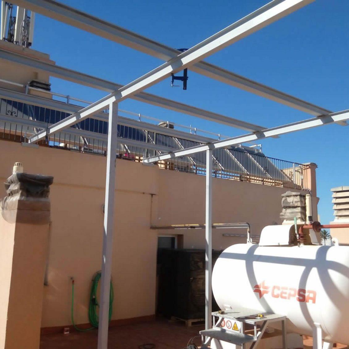 estructura-metalica-para-huerto-solar-La-Ribera