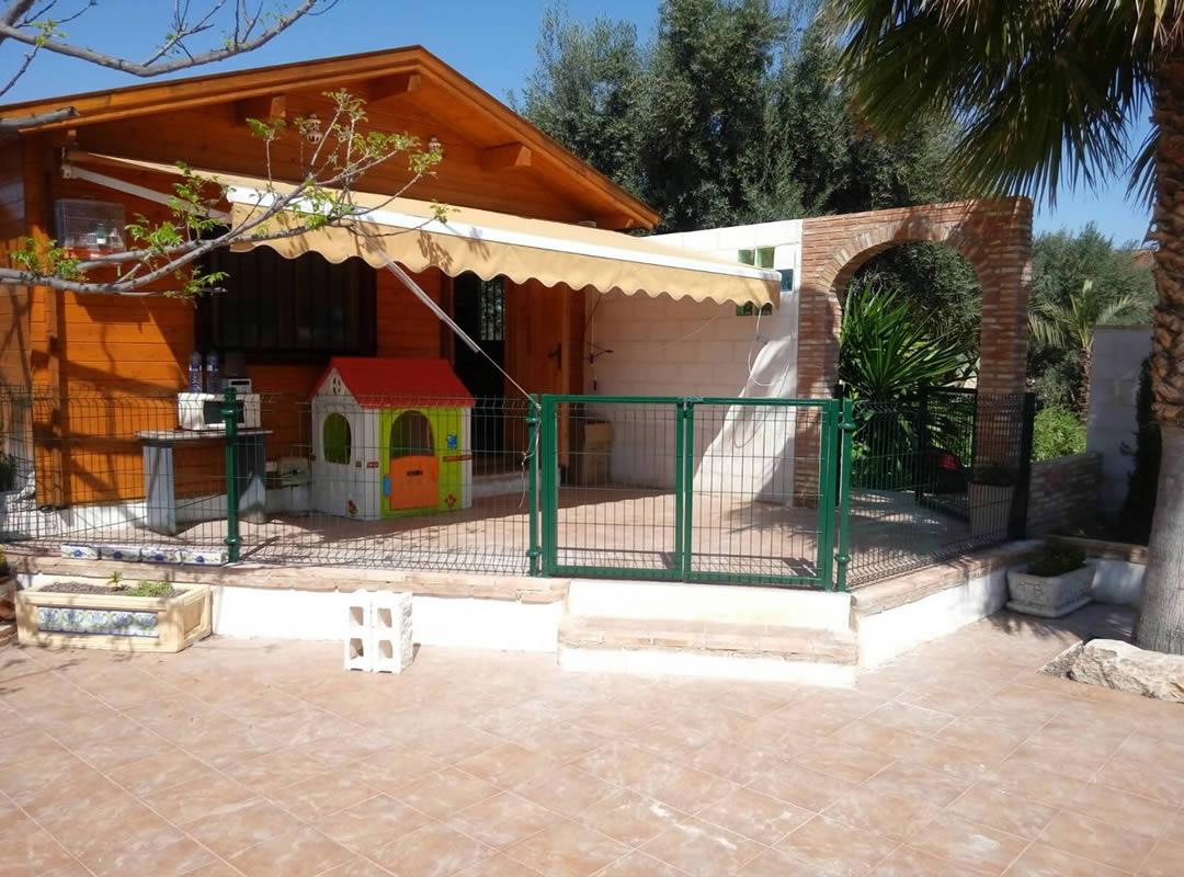 valla-pegaso-verde-navarra-en-Murcia